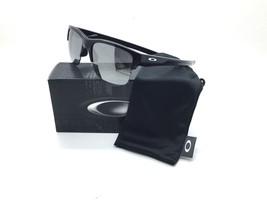 Oakley USA Semi Rimless Thinlink Polished Iridium Black Sunglasses OO 93... - £60.82 GBP