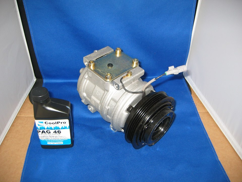 95-04 Toyota Tacoma 3.4 Pickup Truck Auto AC Air Conditioning Compressor Part