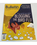 Bulletin of the Atomic Scientists Magazine January/February 2006 Bird Fl... - $10.85