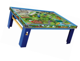 Thomas & Friends Fisher-Price Wooden Railway, Island of Sodor Playtable - $215.74
