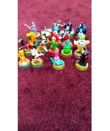 19 McDonalds 2002 Walt Disney World - 100 Years of Magic Happy Meal Toys (1 Lot) - $22.00