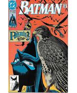 Batman Comic Book #449, DC Comics 1990 VERY FINE/NEAR MINT NEW UNREAD - $3.75