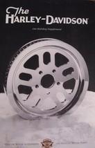 1999 Harley Davidson GENUINE Parts & Accessories Accessory Holiday Suppl Catalog - $8.89