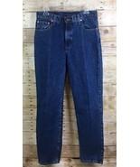 Jordache Original 5 Pockets Classic Fit Jeans Size 13 14 Blue Med Wash 5... - $1,377.93