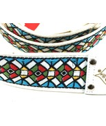 Ace Guitar Strap  Vintage Style  Stained Glass Design  D'Andrea - $23.69