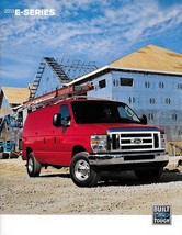 2013 Ford E-SERIES sales brochure catalog US 13 Van Wagon Chassis Cutaway - $8.00