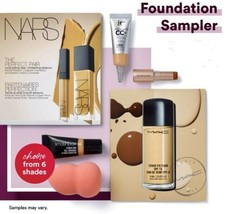 Ulta 6pc Foundation Sampler Choose Light Or Fair It Cosmetics + More GWP... - $24.99