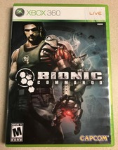 Bionic Commando (Microsoft Xbox 360, 2009) Game - $5.99