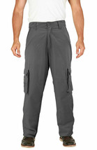 Men's Tactical Combat Military Army Work Twill Cargo Pants Trousers w/ Defect image 1