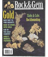 Rock and Gem August 1999 (Slabs and Cabs Rockhounding) Magazine, Periodical - $4.99