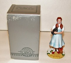 Avon Images of Hollywood Judy Garland as Dorothy Wizard of Oz Porcelain ... - $24.99