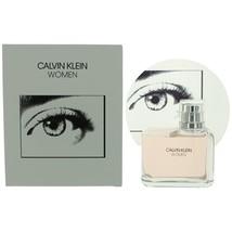 Calvin Klein Woman 3.4 Oz Eau De Parfum Spray image 3