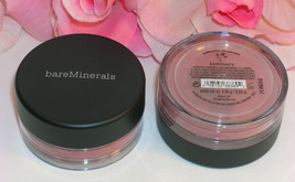 New Bare Minerals Loose Powder Blush Luminary .03 oz / .85 g Full Size - $19.99