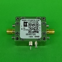 Gain Block Amplifier 4.3dB NF DC~12GHz 16dB Gain 15dBm P1dB SMA - $149.59