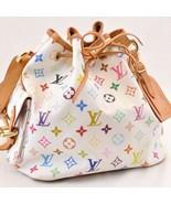 LOUIS VUITTON Monogram Multicolor Petit Noe Shoulder bag M42229 LV 7295 - $860.00