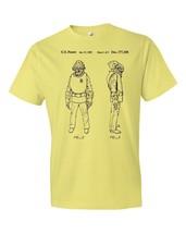 StarWars Admiral Ackbar T-Shirt Patent Art Gift Jedi Empire Darth Vader ... - $18.95+