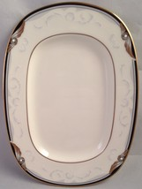 Noritake china Sunswept 9781 gravy boat  underplate - $45.00