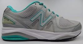 New Balance 1540 v2 Women's Running Shoes Sz US 9.5 D WIDE EU 41 Silver W1540SG2
