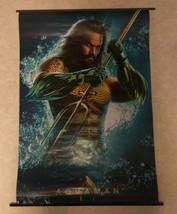 Jason Momoa Hand Signed Autograph Aquaman Poster COA - $75.00