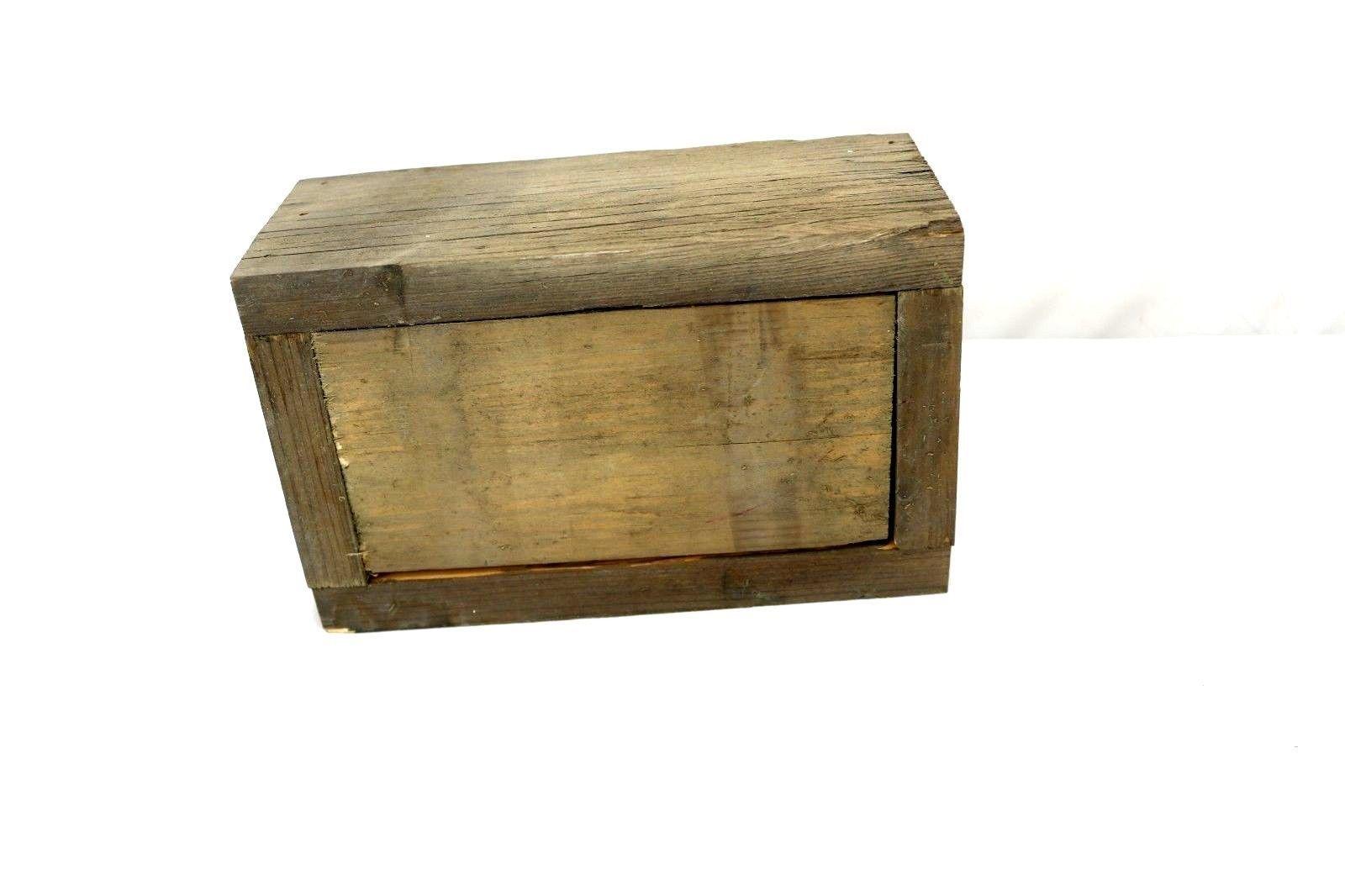 Handmade Rustic Wooden Planter Box Rectangle