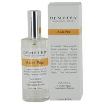 Demeter Asian Pear Cologne Spray 4 oz 120 ml Unisex Cologne - $24.99