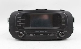 15 16 KIA SOUL AM/FM RADIO RECEIVER 96180-B2200CA OEM - $89.09