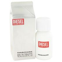 PLUS PLUS by Diesel Eau De Toilette  2.5 oz, Men - $23.96