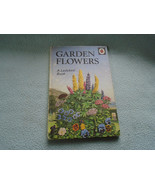 Vintage 1960  Lady Bird Book Garden Flowers Series 536 - $7.94