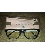 Plastic Eyeglasses Frames 53-16-140 Navy Blue Light Blue Mix New - $52.47
