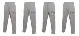 Men's NBA Layover Knit Lounge Sleep Pants Licensed NEW