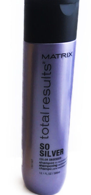 Matrix Total Results SO SILVER Color Obsessed Shampoo 10.1 fl oz