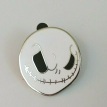 DIsney Nightmare Before Christmas Jack Skellington Face  Trading Pin - $6.79