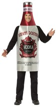 Vodka Costume Adult Alcohol Halloween Party Unique Cheap GC340 - €45,06 EUR