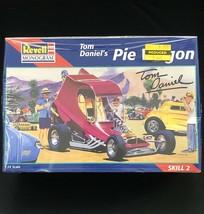 Tom Daniel's PIE WAGON Revell Model Street Rod 85-2498, 1997, NEW! Seale... - $28.60