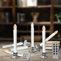 Window Candles with Timer Battery Operated Electric Candle Flickering - $69.50
