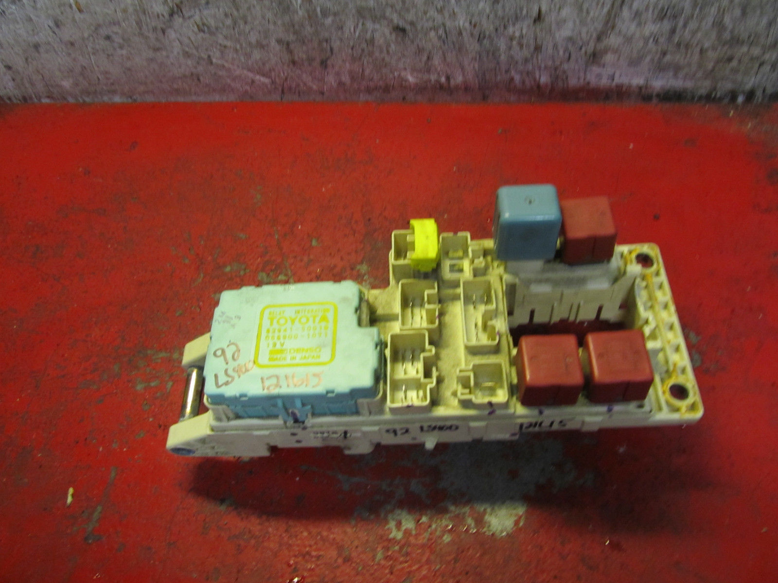 Lexus Ls400 Interior Fuse Box Electrical Wiring Diagrams 1993 Sc300 94 93 90 91 92 And Similar Items The Of A Car