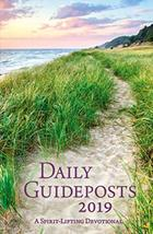 Daily Guideposts 2019: A Spirit-Lifting Devotional [Hardcover] Guideposts - $6.30