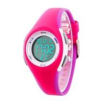 Kids Watch, Boys Sports Digital Waterproof Led Watches with Alarm Wrist ... - $20.86