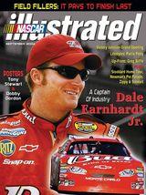 Dale Earnhardt Jr   Sports Illustrated    2.5 x 3.5 Fridge Magnet - $3.99