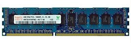 Hynix 4GB DDR3 SDRAM PC3-10600 1333MHz ECC Registered 240-pin DIMM Memory HMT351