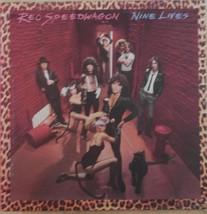 REO Speedwagon Nine Lives 1979 Vinyl LP Epic Records FE 35988 - $12.32