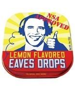 President Obama Eaves Drops Lemon Drops in Illustrated Tin, NEW SEALED - $2.99