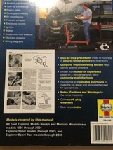 Haynes 36024 Repair Manual Ford Explorer 1991-2001 - $17.94