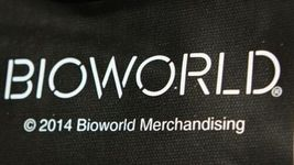 Bioworld Zombie 100 Percent Polyester Backpack Color Black image 4