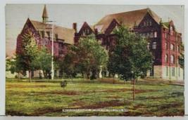 Macalester College Minneapolis from Tchr 1909 Schmidt Melrose Minn Postc... - $9.95