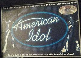 American Idol Board Game With Karaoke CD 2003 Imagination Entertainment TV Game - $10.00