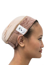 Milano Collection Premium GripCap  All In One WiGrip & Nylon Wig Cap in Tan - $31.78