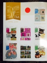 APRIL 2015 ALL ACCESS VIP Club  Anita Goodesign Embroidery Designs CD Only - $29.69