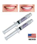 Always White Teeth Whitening 2 Syringes 35% Gel Professional Tooth Bleac... - $8.95