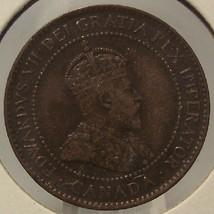 KM#8 1902 Canada Penny EF #0384 - $5.99